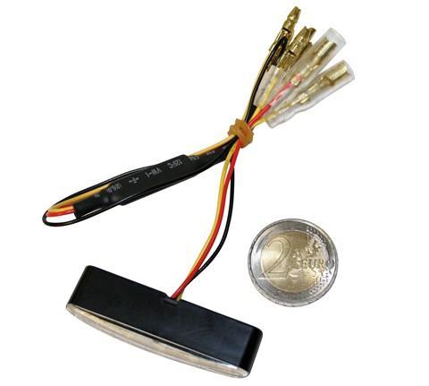Feu arrière à diodes STRIPE (255-025)
