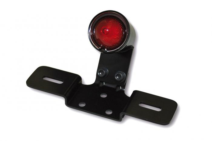 Universal taillight - round / leds (255-064)