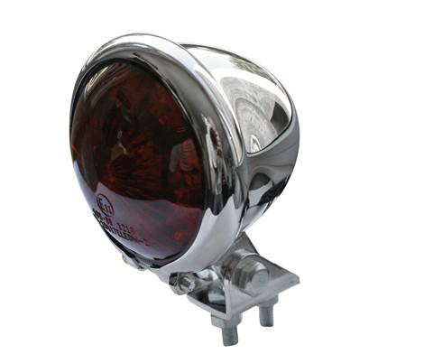 Universal taillight - round / leds (255-131)