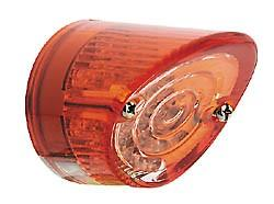 Universal taillight - red / leds (255-830)