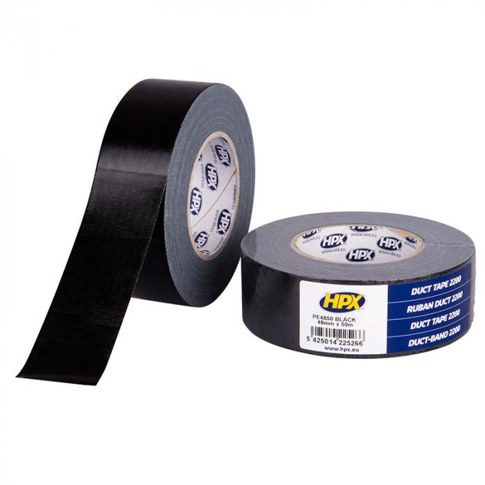 Duct tape - Zwart