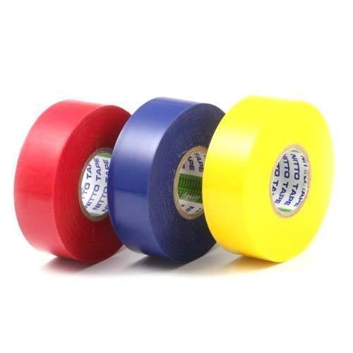 Plastic tape - Blauw - 19mm