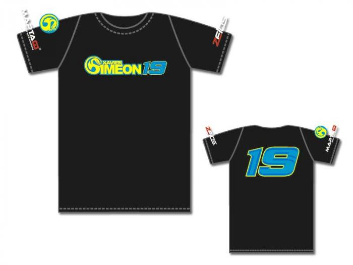 Xavier Simeon - T-Shirt #19